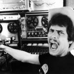 Jeff in the original Buffalo Dick Studio.
